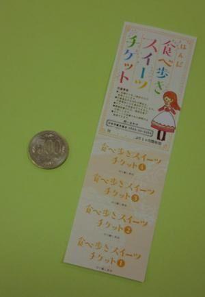 愛知県の知多半島の半田市でワンコインでスイーツ食べ歩きながら街めぐり