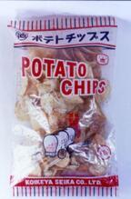ポテチにバニラアイスをつける!? ポテトチップスの意外な食べ方公開中