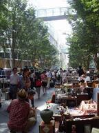 有楽町の東京国際フォーラム、和洋の骨董品が集まる「大江戸骨董市」開催