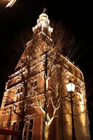 長崎県西海市の旧長崎オランダ村で「ホールン☆クリスマス」開催