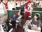 栃木県・真岡鐵道で「SLサンタトレイン2012」を12月22日と23日に運行