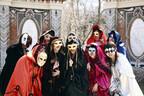 神奈川県箱根町の箱根ガラスの森美術館で「ヴェネチア仮面祭り」開催中!!