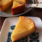 スライスチーズでつくる「炊飯器チーズケーキ」