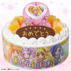 「キャラデコ」ひなまつりケーキに、プリキュアとたまごっち!が登場