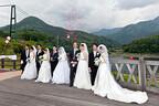 無料で結婚式!栃木県「もみじ谷大吊橋」を式場に5組募集
