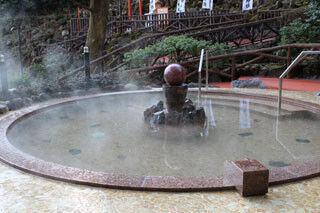 神奈川・箱根小涌園ユネッサンに、恋愛運を引き寄せる「縁むすび風呂」誕生