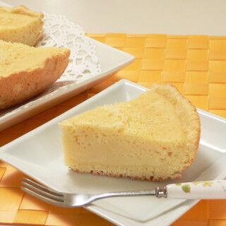 バター無し! 粉チーズでつくる「豆腐チーズタルト」が炊飯器で簡単!!