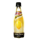 甘さ控えめの大人向け炭酸飲料「シュウェップス ビターレモン」発売