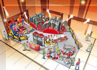 茨城・大阪・徳島に「キョウリュウジャー」の世界で遊べる遊戯施設が登場