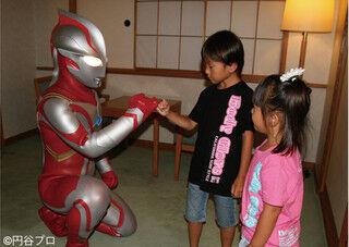東京都・池袋に、ウルトラヒーローが部屋にやってくる宿泊プランが登場!