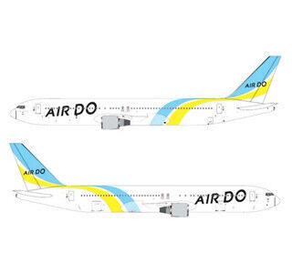 エア・ドゥ、新デザインの「ボーイング 767-300型機」初フライトへ