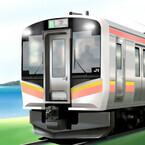 JR東日本に新型車両2形式 - E129系とディーゼルハイブリッド車両HB-E210系
