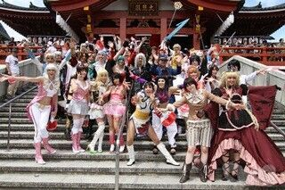 愛知県で、世界中のレイヤー集結する「世界コスプレサミット」開催