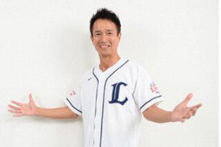 野球を見ながらロングブレスダイエット? 美木良介が西武ドームで一日コーチ