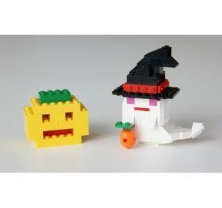 レゴでかぼちゃを作ろう! 東京都お台場のレゴランドでハロウィンイベント