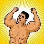 【コブスくんのモテ男道!】あこがれる男性の筋肉はどこ?