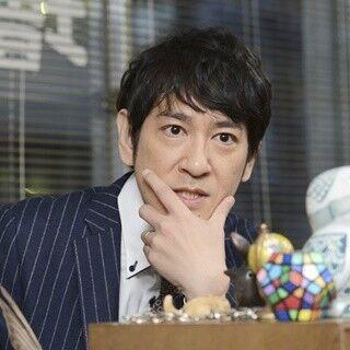 ココリコ田中、主演ドラマのしぐさは「長いアゴを隠してるわけじゃない」