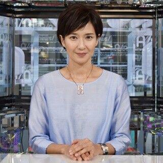 ウッチャン夫人・徳永有美、12年ぶりのキャスター復帰で「ものすごく緊張」