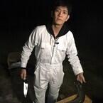 アンタ柴田、NZで過酷ロケに挑戦「ひたすら走り回っています」