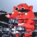 中島裕翔、ゆるキャラ・にゃんごすたーのドラム超絶テクに「夢叶った」