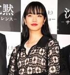 スコセッシ監督、小松菜奈を絶賛「激しい演技を見せてくれた」