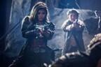 『バイオバザード』最終作は初登場4位 - 北米週末興収