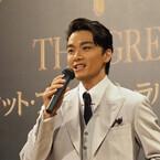 """井上芳雄、『グレート・ギャツビー』は「男性の理想が詰まっている」 - 誰も見たことのない新生""""ギャツビー""""に"""