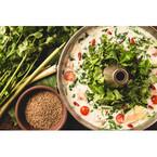 パクチーどっさり! 「野菜たっぷり鶏のココナッツミルク鍋」発売