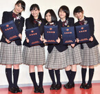 X21メンバー5人が堀越高校を卒業し感涙「先生方の言葉が沁みて…」