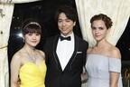 山崎育三郎、『美女と野獣』ベル役エマ・ワトソンと対面「想像以上に素敵」