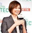 米倉涼子、共演のジャルジャル後藤に持っていかれた「お笑いはまだまだ」