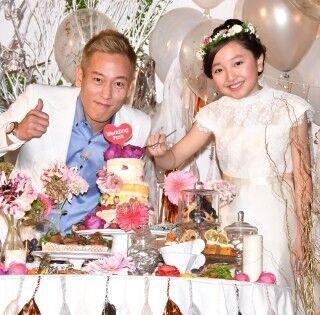 谷花音、初の花嫁姿に「結婚式を挙げたいという憧れが強まりました!」