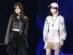 白石麻衣はへそ出し、西野七瀬はミニスカ! 乃木坂46がプロデュース服で魅了