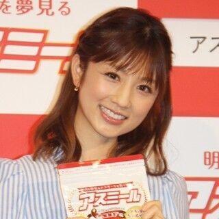 小倉優子、離婚後初イベントでママタレ奮闘誓う「仕事も子育ても全力で」