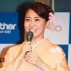 小林麻央、家族で桜鑑賞「幸せ」- 昨年は「心が震える桜でした」