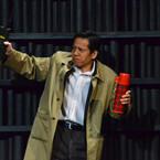 戸塚祥太、「勝村政信兄やんを守りたい」 - 2人芝居で立てこもり犯熱演