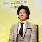"""武田真治、9年ぶり帝国劇場の舞台に - あえての""""人柄""""アピール"""