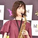 島崎遥香、『ブラスト!』でサックス演奏が決定「自信はあります!」