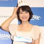 新垣結衣、純白ドレス&ティアラに笑顔「お姫様になった気持ち」