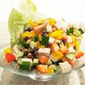 蒸し豆×フルーツの新提案! 一皿で栄養が完結する「スプーンサラダ」を実食