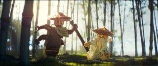 映画版『レゴ ニンジャゴー』9・30公開! ジャッキー・チェン演じる師匠の写真も