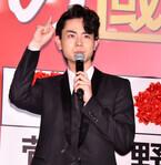 菅田将暉、『帝一の國』撮影終了後に共演者とキス「みんな待ってたよね?」