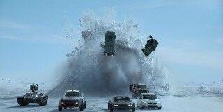 『ワイルド・スピード ICE BREAK』が首位3連覇で興収2億ドル目前 - 北米週末興収