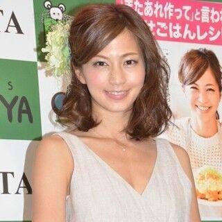 安田美沙子、第1子男児を出産「かけがえのない愛おしい存在」