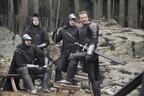 ベッカム、ハリウッド進出作で騎士姿披露!「全員が惚れた!」と共演者絶賛