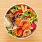 100%オーガニック野菜で作るサラダボウルが楽しめるカフェがオープン