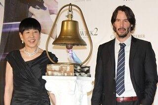和田アキ子、キアヌ・リーブスから「美しい」- 歌も絶賛され大喜び