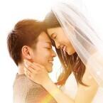 佐藤健×土屋太鳳の結婚式がポスターに -『8年越しの花嫁』特報&ビジュアル