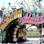 達磨を通した! 夏の激アツスポット「HiGH&LOW THE LAND」で祭りを堪能 - 限定メニュー&チェックしたいポイントは