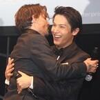中川大志、ジョニー・デップとの再会に感激「色気を吸い取りたい」